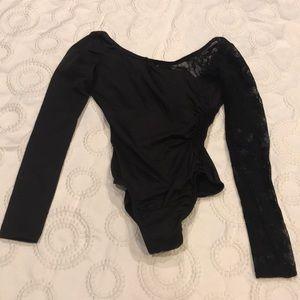 Body suit/leotard